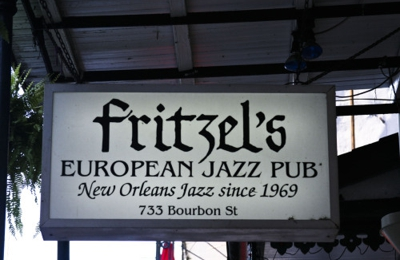 Fritzel's Jazz Pub - New Orleans, LA