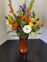 Bright Spring Mixed Bouquet