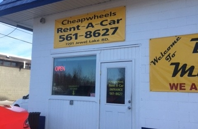 CheapWheels Rent-A-Car - Anchorage, AK