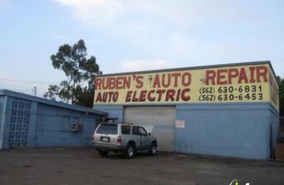 Ruben's Auto Repair - Bellflower, CA