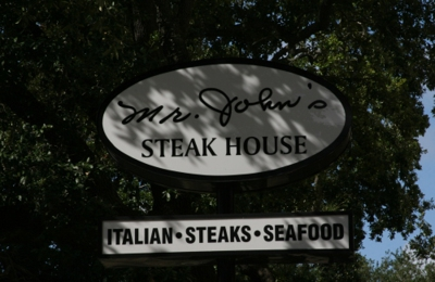 Mr. John's Steakhouse - New Orleans, LA