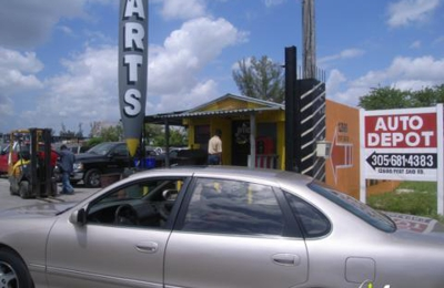 Auto Depot International Inc - Opa Locka, FL