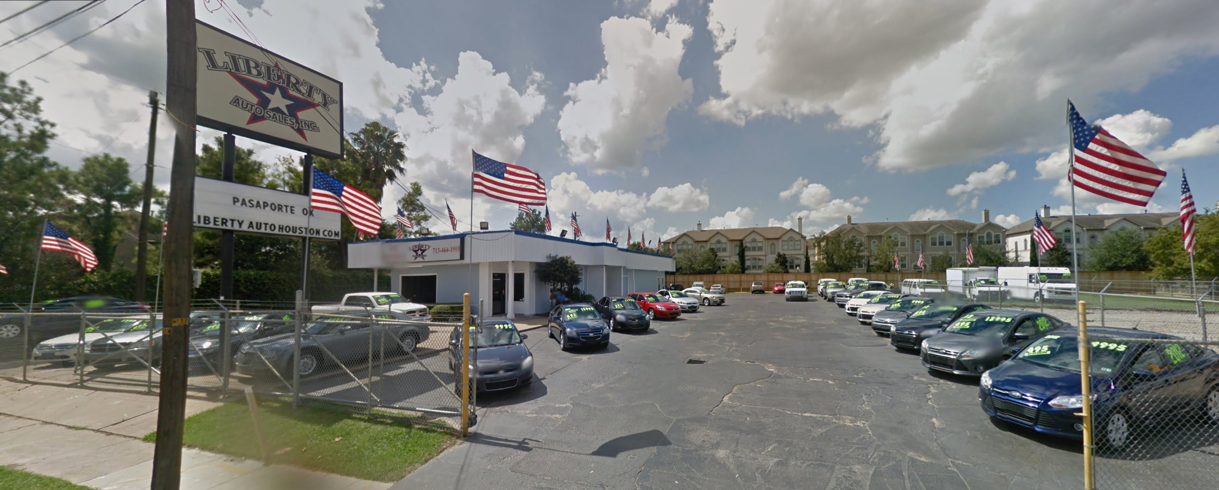 Liberty Auto Sales >> Liberty Auto Sales Inc 1725 Wirt Rd Houston Tx 77055 Yp Com