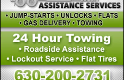 Towing Recovery Rebuilding Assistance Services - Naperville, IL
