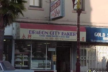 Dragon City Bakery & Cafe