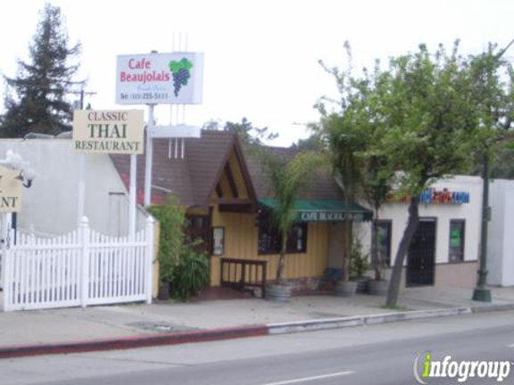 Cafe Beaujolais - Los Angeles, CA