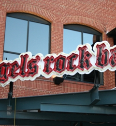 Angels Rockbar - Baltimore, MD