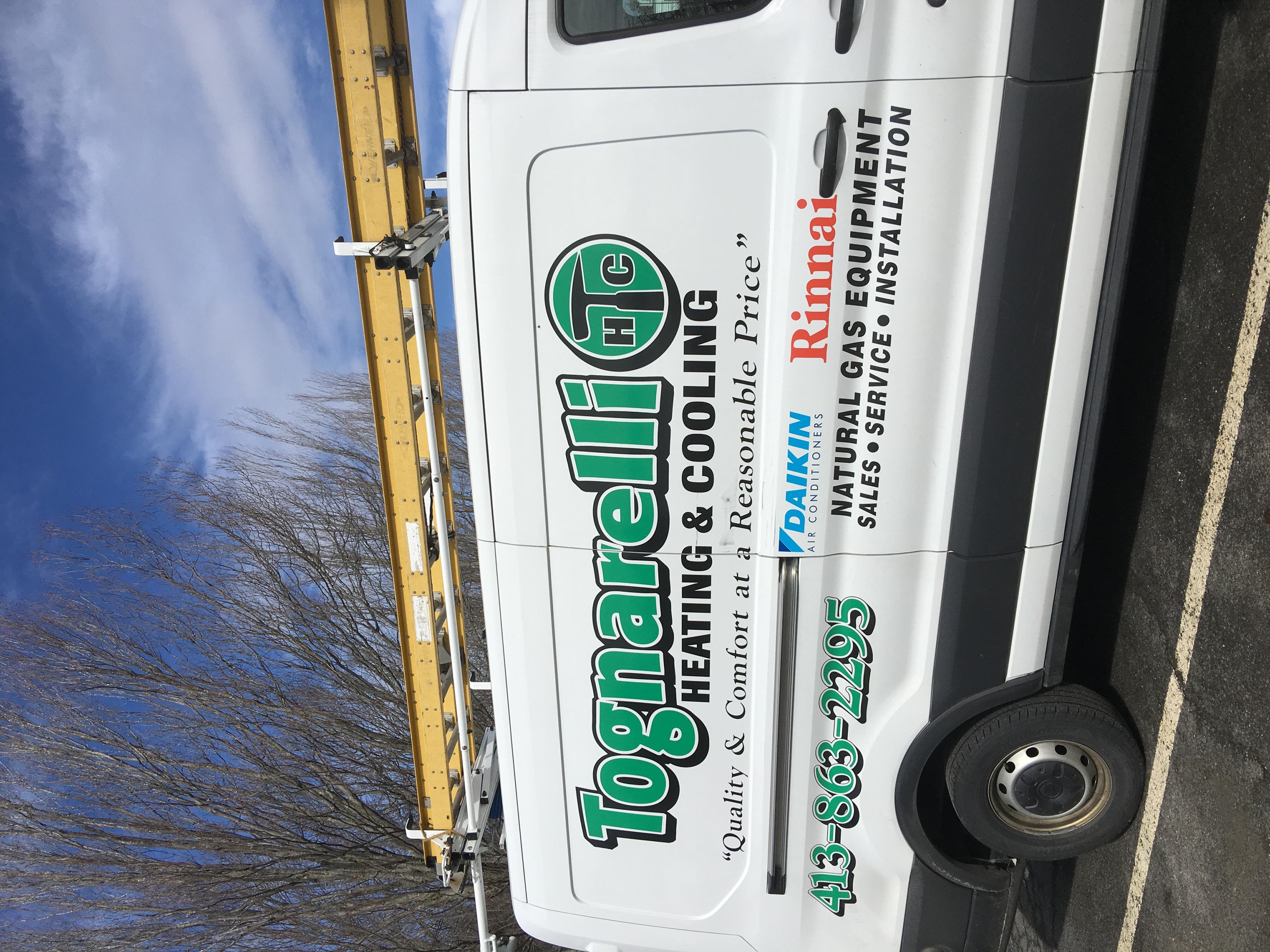 Tognarelli Heating & Cooling 85 Pierce St, Greenfield, MA ...
