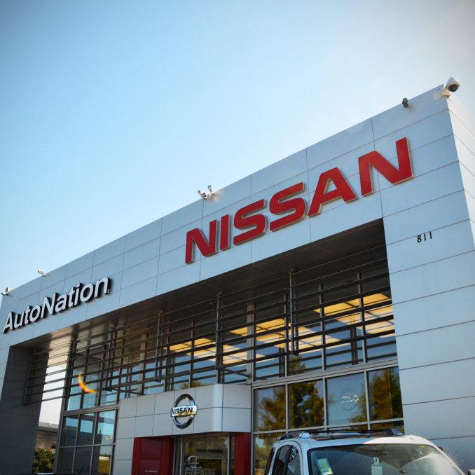 AutoNation Nissan Thornton Road 811 Thornton Rd, Lithia Springs, GA 30122    YP.com