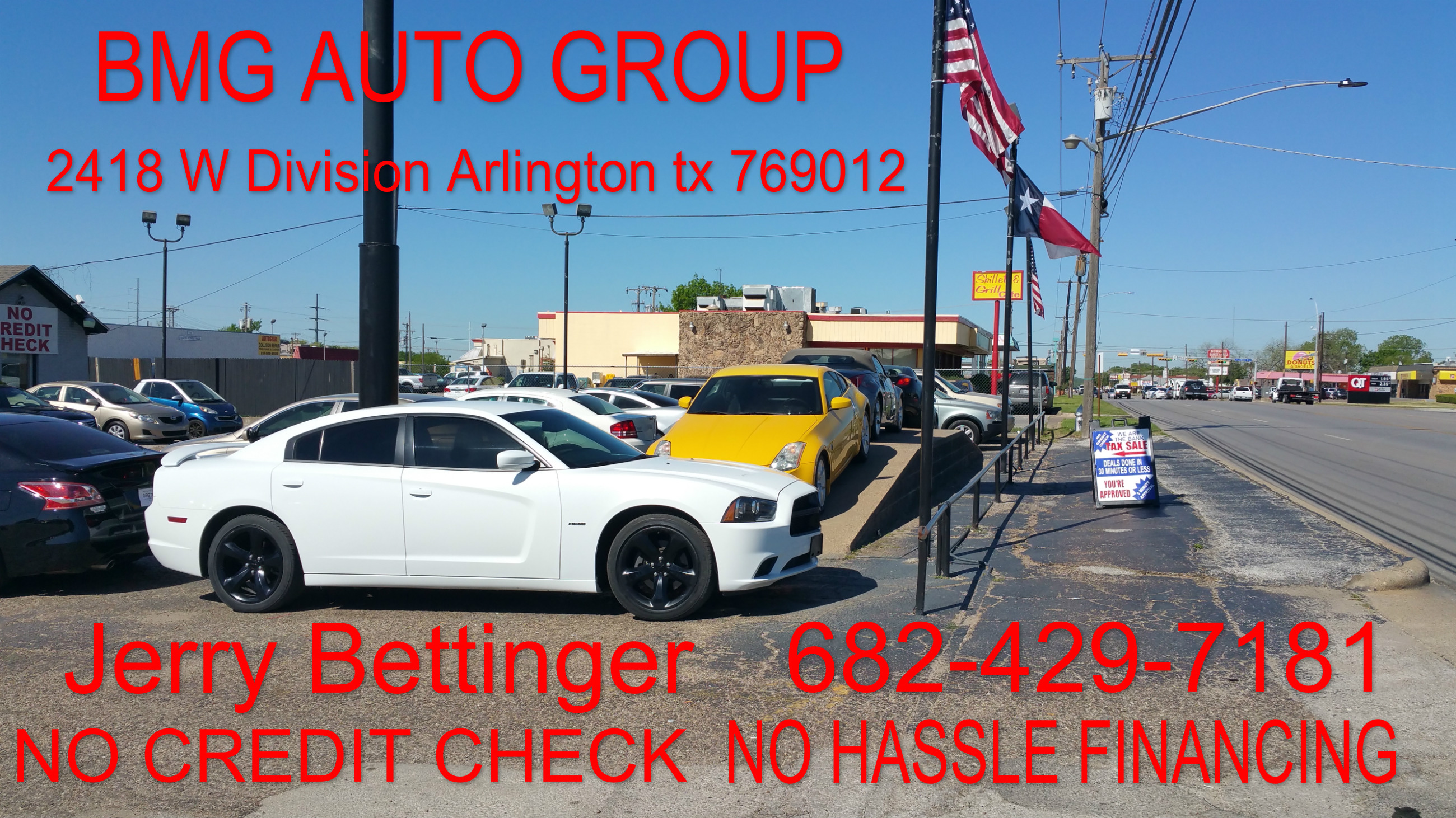 Car Nation Auto Sales