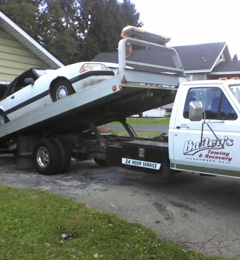 Bailey's Towing & Recovery - Lakewood, NY