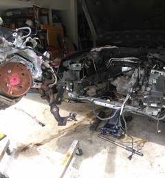 Chuck's Mobile Auto Repair - Baltimore, MD. 2004 Cadillac