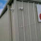 Hwy 51 Mini Storage - Dyersburg, TN. Security cameras outside.