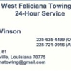 West Feliciana Towing