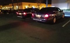 Blue Royal Cab