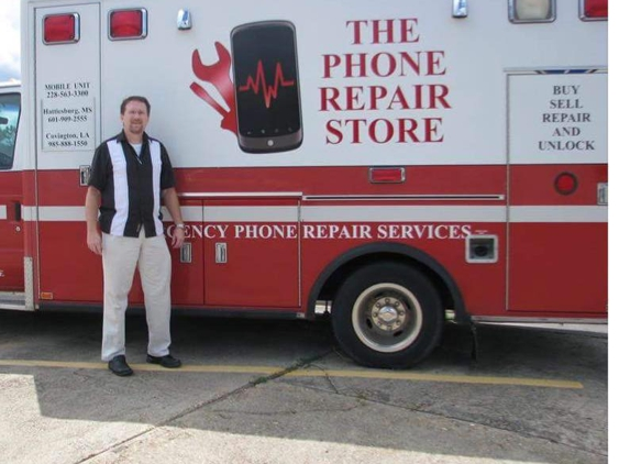 The Phone Repair Store - Hattiesburg, MS. We can gone to you!