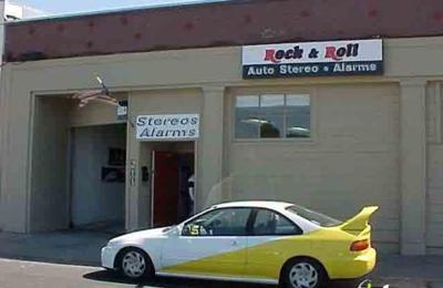 Rock & Roll - Burlingame, CA