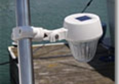 Sea Dog Boating Solutions. LLC - Jericho, VT. Solar Kandle Rail Light