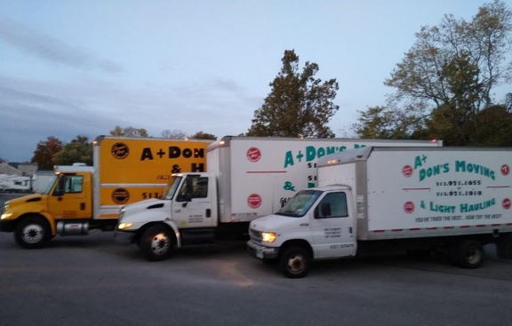 A+ Don's Moving & Hauling - Cincinnati, OH