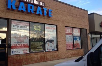 Metro United Karate - Livonia, MI