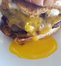 Bernie's Burger Bus - Bellaire, TX. 5 stars.
