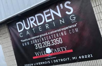 Durden's Catering LLC - Detroit, MI