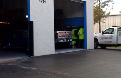 George & Sons Towing & Recovery - Naples, FL