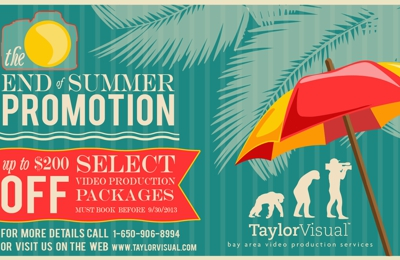 TAYLOR VISUAL PRODUCTIONS - Concord, CA