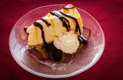 Capri Steak House - Columbus, WI. The Capri Steak House Columbus Wisconsin Cheesecake