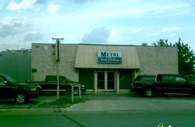 Metal Touch Plating - San Antonio, TX
