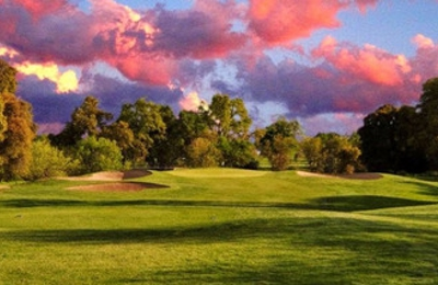 Haggin Oaks Golf Course -Alister MacKenzie - Sacramento, CA