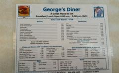 George Rivolo Diner