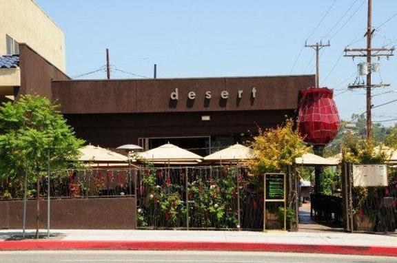 Desert Rose - Los Angeles, CA