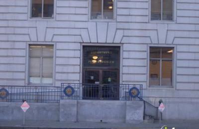 City Health Dept - San Francisco, CA