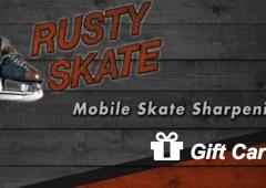 Rusty Skate - Mobile Skate Sharpening - Minneapolis, MN