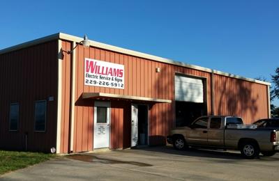 Williams Electric Service & Signs - Thomasville, GA