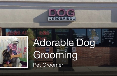Adorable dog grooming 2683 e 120th ave thornton co 80233 yp adorable dog grooming thornton co solutioingenieria Gallery