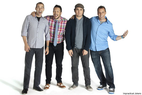 Impractical Jokers: Our Top NYC Spots to Play an April Fool's Joke