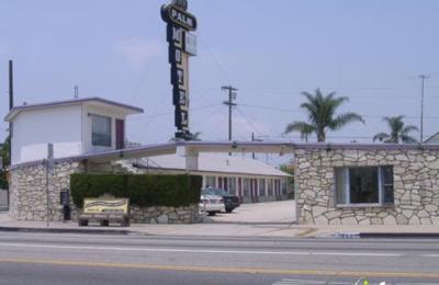 Palm Motel - Harbor City, CA