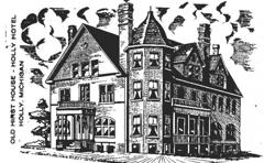 Historic Holly Hotel