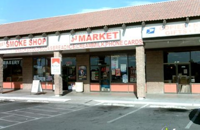 J J's Market & Smoke Shop 4746 E Flamingo Rd, Las Vegas, NV