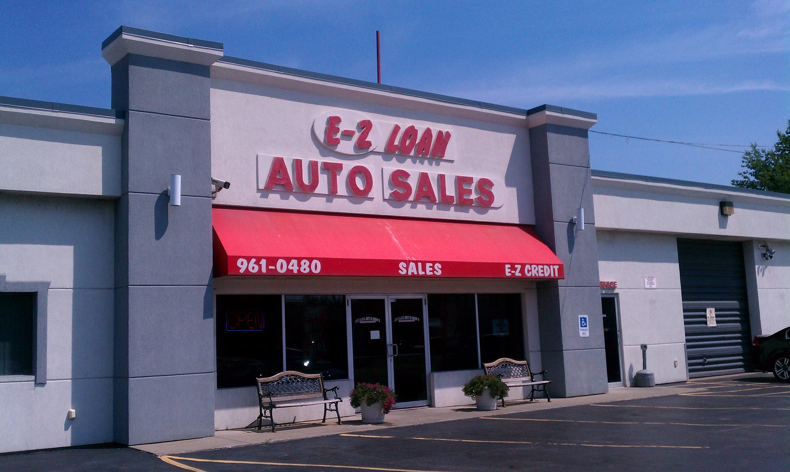 E Z Loan Auto Sales 2227 Elmwood Ave Buffalo Ny 14216 Yp Com