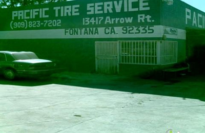 Pacific Tire Service - Fontana, CA