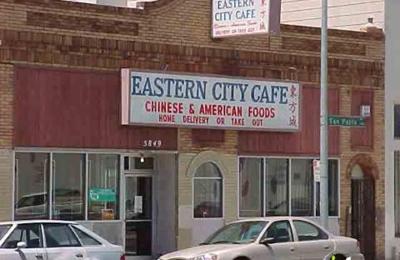 Eastern City Cafe - Emeryville, CA