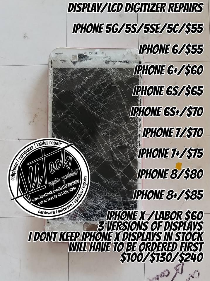 Repo Iphone 5s