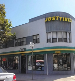 Just Tires - Glendale, CA. Just Tires