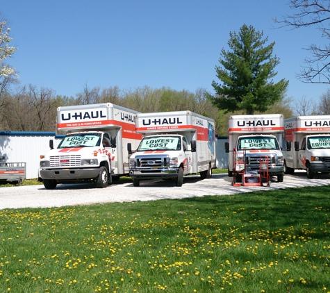 U-Haul Moving & Storage at Mexico Rd - Saint Peters, MO