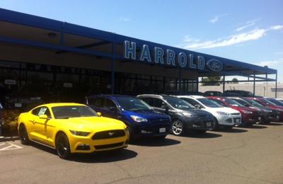 Harrold Ford - Sacramento, CA