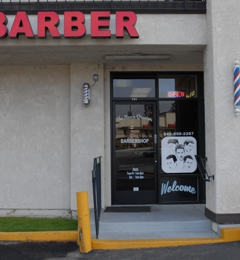 Men's Quarters Barber Shop - Lake Forest, CA. Mens Quarters Lake Forest and Trabuco Lower Level