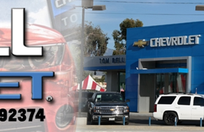 Tom Bell Chevrolet 800 Alabama St Redlands Ca 92374 Yp Com